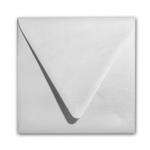 Curious Metallics Square Euro Flap Envelope