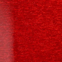 """81# Text Brushed Metal Red 24"""" x 36"""" Sheets"""