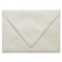 4 Bar Euro Flap 80# Text Arturo Stone Grey Envelopes Box of 250