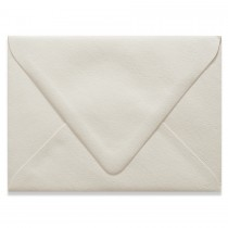 A7.5 Outer Euro Flap 80# Text Arturo Stone Grey Envelopes Pack of 50