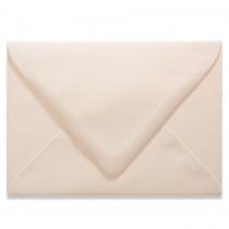 Ungummed Escort/Enclosure Euro Flap 80# Text Arturo Pale Pink Envelopes Bulk Pack of 500