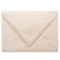 Ungummed Escort/Enclosure Euro Flap 80# Text Arturo Pale Pink Envelopes Pack of 50