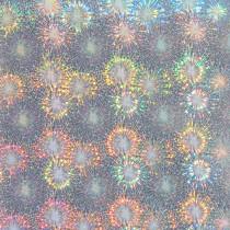 "12"" x 12""  Cover Mirri Holographic Blast Bulk Pack of 100"