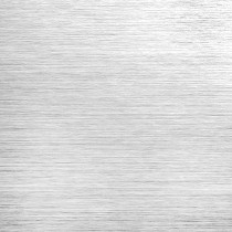"Mirri Brushed Silver 12 1/2"" x 19"" Short Pattern 12pt Sheets Pack of 50"