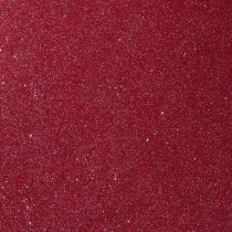 "MirriSparkle Crimson 35"" x 24.625"" 16pt Sheets"