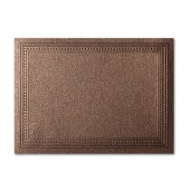 Gruppo Cordenons Stardream Bronze A2 Imperial Embossed Border Card