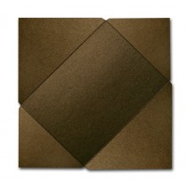 Gruppo Cordenons Stardream Bronze A7 105# Cover Pointed Flap Pouchettes