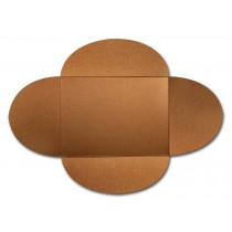 Gruppo Cordenons Stardream Copper A8 105# Cover Rounded Flap Pouchettes