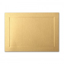 Gruppo Cordenons Stardream Gold A2 Bevel Panel Card