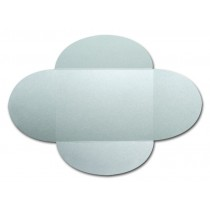 Gruppo Cordenons Stardream Aquamarine A7 105# Cover Rounded Flap Pouchettes
