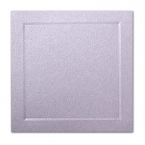 Gruppo Cordenons Stardream Kunzite 6 1/4 Square Bevel Panel Card