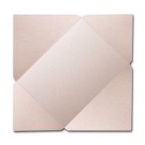 Gruppo Cordenons Stardream Coral A8 105# Cover Pointed Flap Pouchettes