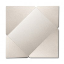 Gruppo Cordenons Stardream Opal A8 105# Cover Pointed Flap Pouchettes