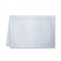 Stardream Silver Escort/Enclosure Triple Panel Folder