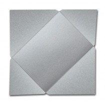Gruppo Cordenons Stardream Silver A8 105# Cover Pointed Flap Pouchettes