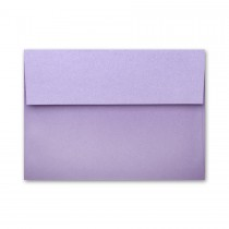 A9 Envelopes Converted With Stardream Amethyst 81# Text Pack of 50