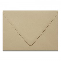 A7 Euro Flap 80# Text Environment Desert Storm Envelopes Bulk Pack of 250