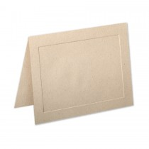 Neenah Environment Desert Storm A2 Panel Folder