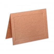 Neenah Environment Sedona Red A2 Panel Folder