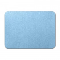 Neenah Eames Furniture Pacific Blue A2 Round Corner Card