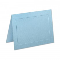 Neenah Eames Furniture Pacific Blue A2 Panel Folder