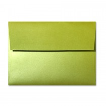 Gruppo Cordenons So?Silk Shocking Green A8 Envelope
