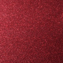 "81# Glitter Cardstock Red 8 1/2"" x 11"" Sheets ream of 10"