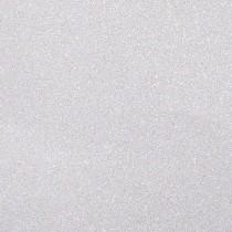 "Glitter Cardstock White 24 1/8"" x 24 1/8"" 81# Cover Sheets"
