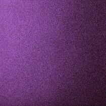 "Glitter Cardstock Grape Gem 24 1/8"" x 24 1/8"" 81# Cover Sheets"