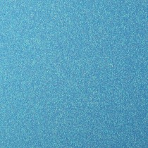 Glitter Cardstock Hot Blue Sheets