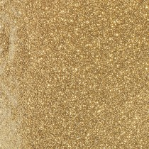 "81# Text Gloss Glitter Bright Gold 12"" x 12"" Sheets Pack of 15"