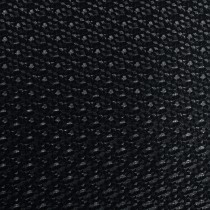 Hazen Paper Cadillac Embossed Black Facet 12 x 12 13pt Sheets