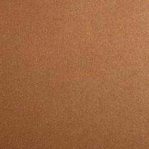 Arjo Wiggins Curious Metallics Cognac 12 x 12 111# Cover Sheets