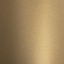 Arjo Wiggins Curious Metallics Gold Leaf 27.5 x 39.3 92# Cover Sheets