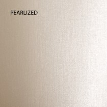 Neenah Classic Linen Natural White Pearl 8.5 x 11 84# Cover Sheets