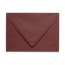 A6 Euro Flap Gmund Colors 04 Merlot Envelopes Pack of 50
