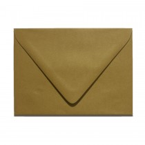 4 Bar Euro Flap Gmund Colors 06 Walnut Envelopes Pack of 50
