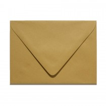 A6 Euro Flap Gmund Colors 12 Beach Sand Envelopes Pack of 50