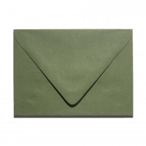 4 Bar Euro Flap Gmund Colors 16 Seedling Green Envelopes Pack of 50