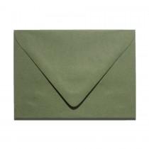 A7 Inner Ungummed Euro Flap Gmund Colors 16 Seedling Green Envelopes Pack of 50