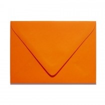 A2 Euro Flap Gmund Colors 35 Pumpkin Envelopes Box of 250