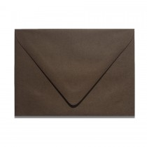 4 Bar Euro Flap Gmund Colors 37 Chocolate Envelopes Pack of 50