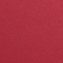 "Gmund Colors Matt #54 Scarlet Red 12 1/2"" x 19"" 111# Cover Sheets Pack of 50"