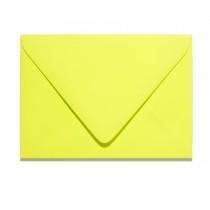 4 Bar Euro Flap Gmund Colors 86 Key Lime Envelopes Pack of 50