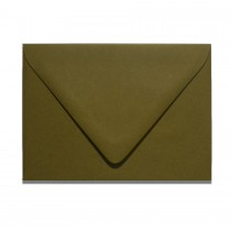 4 Bar Euro Flap Gmund Colors 88 Forest Green Envelopes Pack of 50