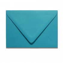 4 Bar Euro Flap Gmund Colors 90 Aqua Blue Envelopes Pack of 50