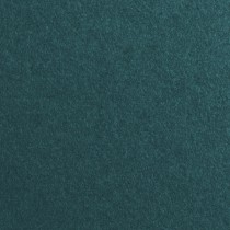 "Gmund Colors Matt #91 Dark Teal Blue 12 1/2"" x 19"" 111# Cover Sheets Bulk Pack of 100"