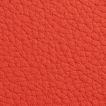 "89# Gmund Leather Tangerine 27.55"" x 39.37"" Sheets"
