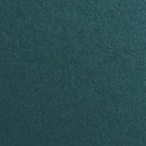 """Gmund Colors Matt #91 Dark Teal Blue 12 1/2"""" x 19"""" 81# Text Sheets Bulk Pack of 100"""