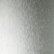 "Neenah Folding Board Bright Silver 8 1/2"" x 11"" Long Pattern 26pt Sheets Pack of 50"